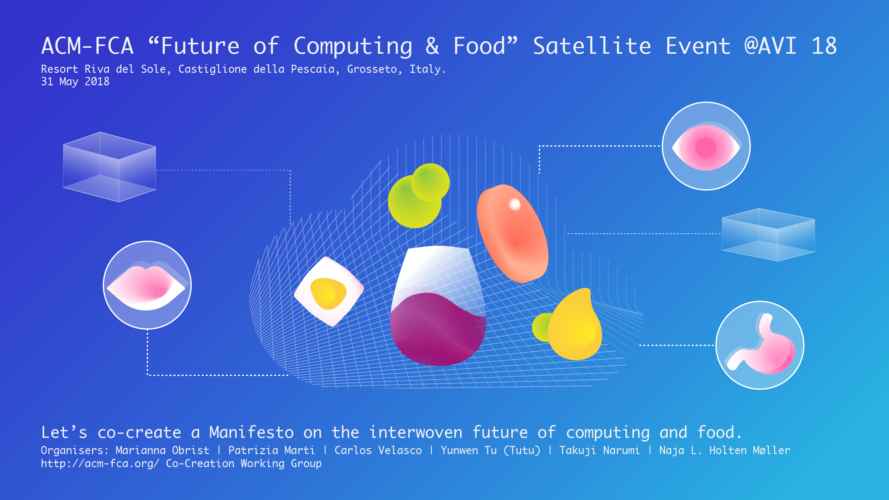 Futur of Computing and Food
